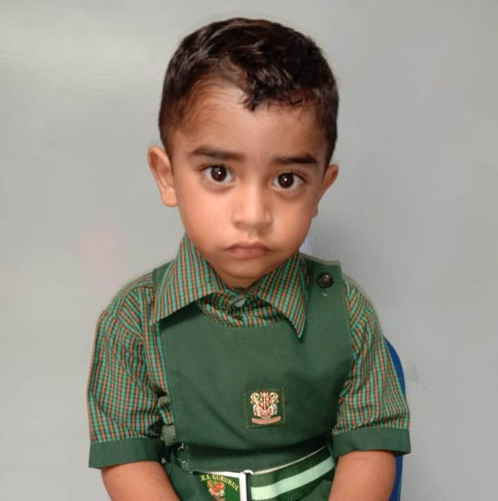 Sbrs Gurukul Birthday